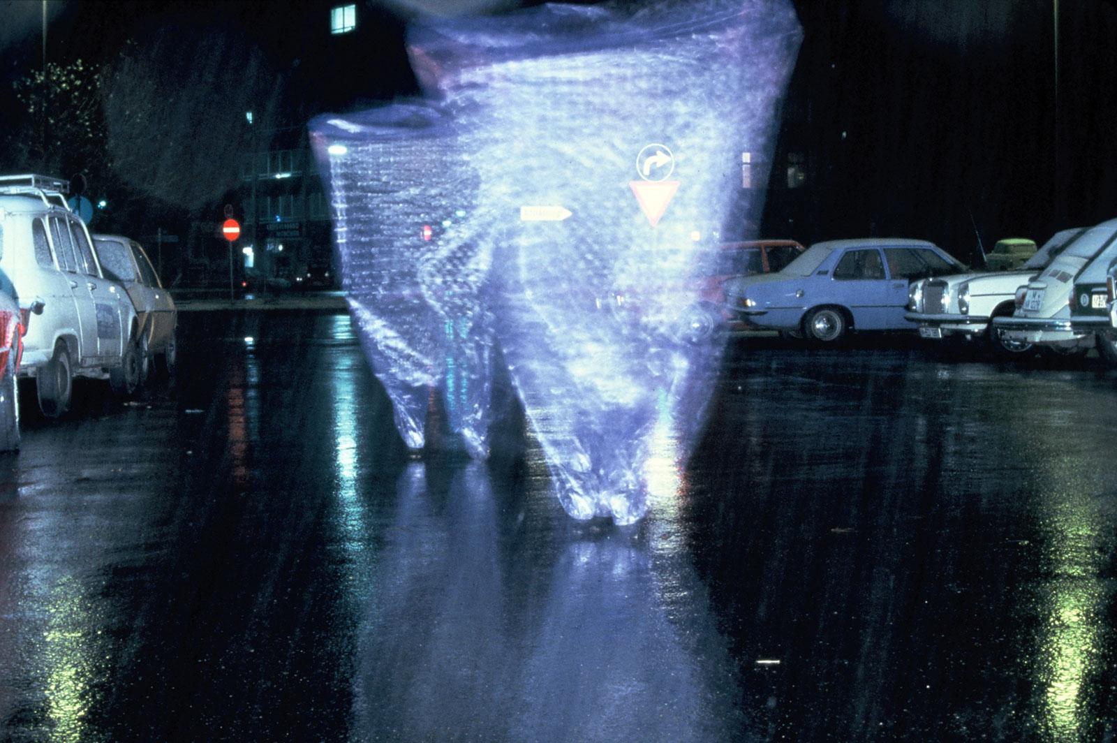 Bewegung in Plastik I, 1979